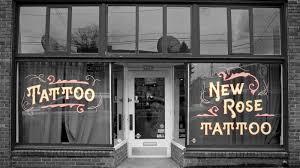 Shopping Tattoos Designs Portland Tattoo Parlor New Rose Tattoo