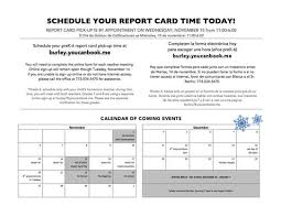 Category: Report Card Day - Burley School