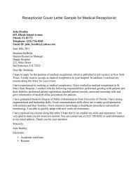 template college sample receptionist resume cover letter template beauteous resume cover letter examples for receptionist resume sample receptionist resume cover letter