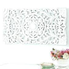 white carved wood wall art white carved wood wall art terrific carved wood wall art plus  on white wooden wall art uk with white carved wood wall art white wood wall art unique carved