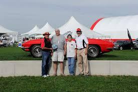 pics mid america motorworks corvette funfest a huge success