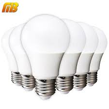 6pcs #LED #Bulb E27 3W 5W <b>7W 9W 12W 15W</b> 220V 230V Cold ...
