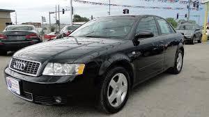 black audi a4 2004. 2004 audi a4 gasoline 4 door with leather seats black