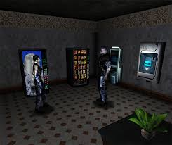 Deus Ex Death By Vending Machine Inspiration Deus Ex Series The Video Game Soda Machine Project