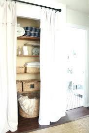 closet curtain ideas curtains as closet doors photo 5 of best closet door curtains ideas on