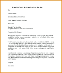 Free Authorization Letter For Third Party Payment Format