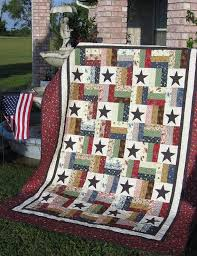 Stars and Stripes A Jelly Roll Quilt Pattern & Like this item? Adamdwight.com