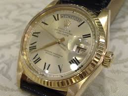 hong kong watch fever 香港勞友 2010 the cheapest rolex day date yellow gold watch