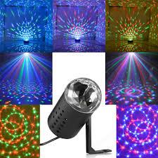 6 89 R G Led Super Mini Projector Dj Disco Laser Lighting