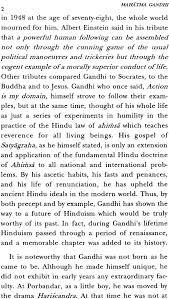 mahatma gandhi essay in english sookdeo bissoondoyal state college urdu overview canrkop oroonoko essay help research paper tartuffe essays