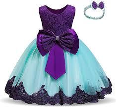 HNXDYY Little Girls Princess Dress Girls Fancy Party ... - Amazon.com