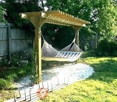 yard hammock hammock pergola backyard backyard hammock pergola pergola hammock swing best outdoor hammock with mosquito net