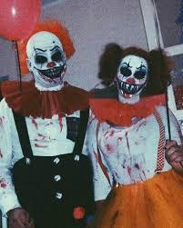 Best Halloween Couple Costume Of Mr. U0026 Mrs. Clown. Pic By Gaby_kaneel