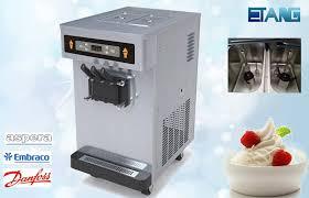 low noisy table top ice cream m