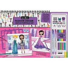 fashion angels fashion design sketch portfolio set fashion angels toys