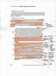 sample essay english co sample essay english