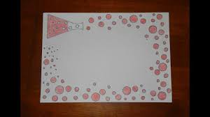 Holiday Homework Cover Page Design Image Result For Design Of Chemistry Project Page Borders