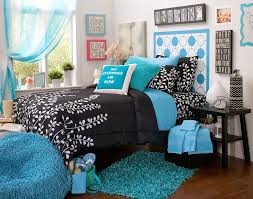 ... Great Pictures Of Blue And Black Bedroom Design And Decoration Ideas :  Coo Girl Blue And ...