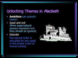 macbeth theme essay macbeth deception essay employment law essays macbeth supernatural theme essay