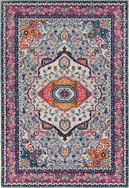 add this beautiful rug to your floors to get an exotic look and feel in your room decor this is the ultimate intricate area rug with a large medallion and