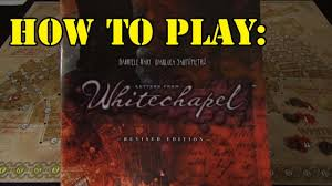 Letters From Whitechapel Tutorial Youtube