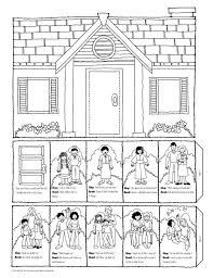 Small Picture Coloring Pages LDS Lesson Ideas