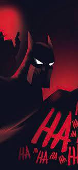 1125x2436 Batman Animated Series ...