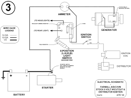 wiring diagram for 6 volt generator wiring diagram user 6 volt farmall super a wiring diagram picture wiring diagram wiring diagram for 6 volt generator
