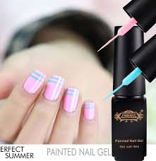 Best Top Nails Gel Painted Brands And Get Free Shipping 06ki879j