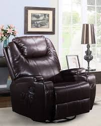 double wide recliner white recliner chair leather swivel rocker rocker recliner chair