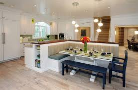 kitchen window seat with table. Brilliant Table Inside Kitchen Window Seat With Table N