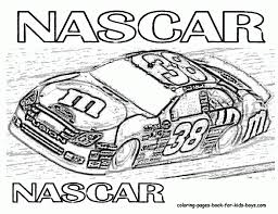 Small Picture Nascar Coloring Pages For Kids AZ Coloring Pages Free Printable