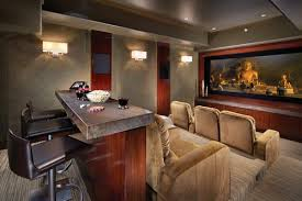 media room furniture seating. bar seating contemporary media room furniture i