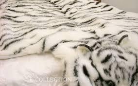 white tiger skin rug image of stateimage co
