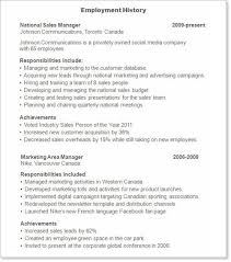 Tips And Structure For Writing A Resume In English For A Job In ...