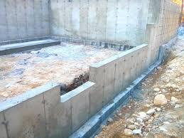 Small Picture Poured Concrete Walls vs Concrete Block Ask the Builder