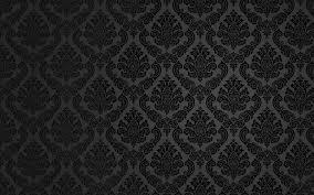 Black Pattern Wallpaper New Damaskpatternswallpaperswallpaper Arcane Hair Parlour