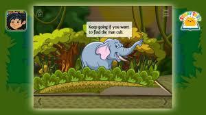 the jungle book 3d pop up book app for kids