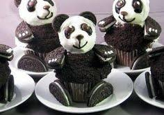 really cool cupcake designs. Unique Designs ReallyCoolCupcakes  Panda Cupcake Design  LUUUX Intended Really Cool Designs