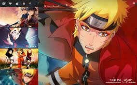 Perfect screen background display for desktop, iphone, pc, laptop, computer, android. Naruto Hd Wallpapers New Tab Theme