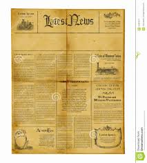 Newspaper Template Olden Times Old Time Newspaper Template Best Of Antique Newspaper