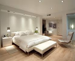 love the pendant lights the outcrop for the bed would look lovely encased in wood