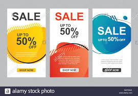 Special Offer Flyer Modern Liquid Abstract Set For Sale Banners Template Use