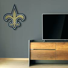 new orleans saints wall decals wall decor wall decoration modern variety of folkloric stupendous new saints new orleans saints wall decals