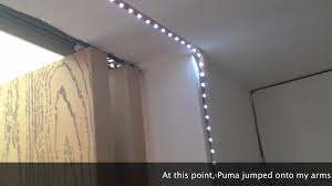 ... Roselawnlutheran Fancy Design Led Lights For Closets Interesting LED  Strip With Dimmer YouTube ...