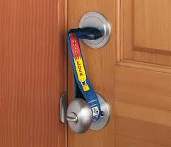 grip deadbolt door