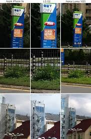 nokia lumia 1020 vs iphone 5s. still photos: good light. the nokia lumia 1020 vs iphone 5s