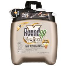 roundup gal to use pump n go extended control weed and   to use pump n go extended control weed