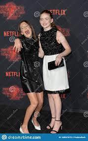 Millie Bobby Brown & Sadie Sink ...