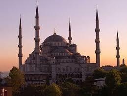 Исламская архитектура Википедия Мечеть Султанахмет в Стамбуле османский тип мечети